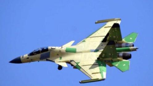 已小批量交付?歼-15D已经涂装完毕,或上首艘国产航母