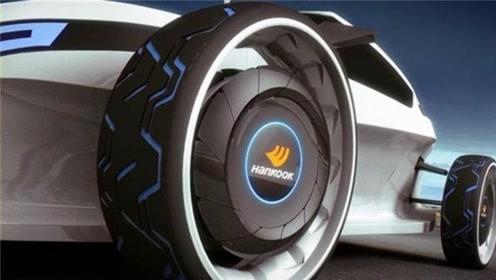 21岁中国小伙发明磁悬浮轮胎,打破轮胎行业传统,专利价值2000万