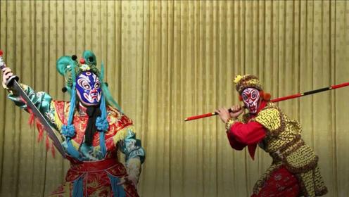 中华文化之旅之和玉表演美猴王打戏,他会有怎样的表现?