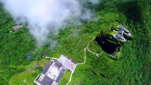 全视角看贵州第一山,被《国家地理》评为全球最值得到访的地方