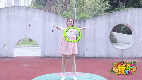 嘟拉舞林学院 经典儿童歌曲《嘚啵嘚啵》,幼儿舞蹈视频!