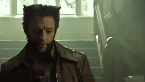 金刚狼遇到对手了,为救教授与蓝色变异人大战9X战警:逆转未来