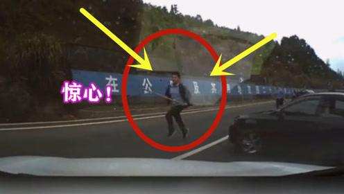 """惊心动魄!山路围堵堪比""""大片""""!直击警方""""扫黑除恶""""现场!"""
