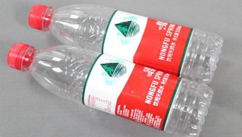 圆形塑料瓶一个都别扔,剪一下能干几百块的事,不学太可惜