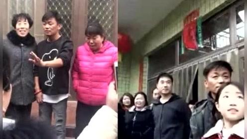 靳东、刘涛、王宝强回老家什么样?都相当接地气,形象全无