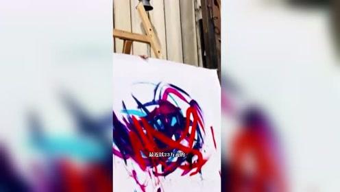 """世界上最文艺的猪,一幅画竟能卖上万元?被称为""""猪界的毕加索""""!"""