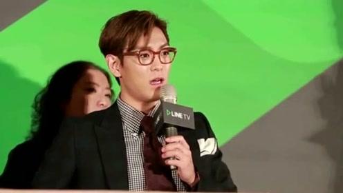 BigBang成员T.O.P回怼网友评论 表示不打算复出