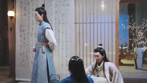 《明月照我心》李谦想谈恋爱,全世界都是助攻,主角光环太强大!