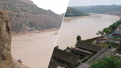 《侠路相逢》之风景篇!2000里晋陕大峡谷首登银幕,好壮观