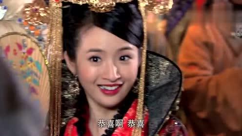 雪舞与四爷大婚,一个人迎青庐被嘲笑,最后竟以公主的身份出嫁