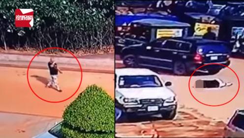 在柬埔寨枪杀两同胞的中国男子年仅23岁,作案手法冷酷残暴