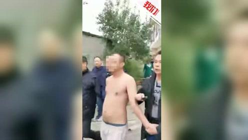 湖北南漳一男子杀人潜逃后被抓 警方:嫌犯与遇害人母亲有情感纠纷