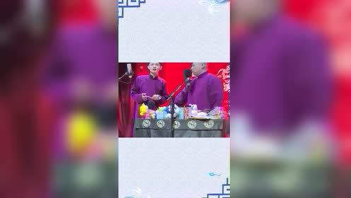 秦霄贤现场调侃张云雷的学历,杨九郎给二爷争脸了!