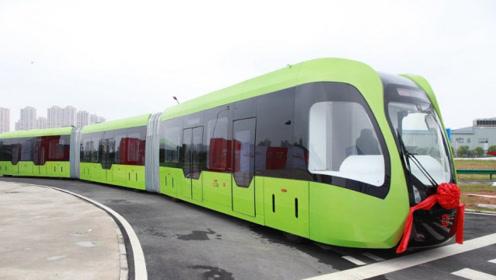 中国推出最先进的公路地铁,可进行无人驾驶,连老外都想买