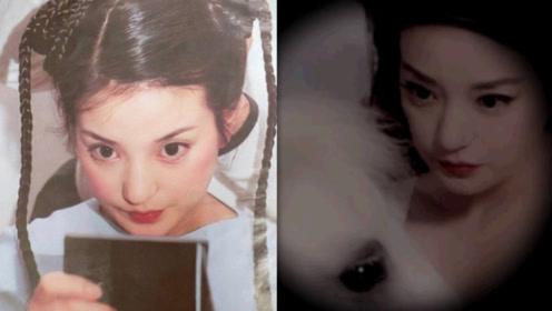 21年前的赵薇21年后的赵薇对比,这状态绝了果然岁月不败美人