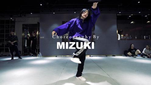 HELLODANCE国庆日本集训 MIZUKI-Let Go