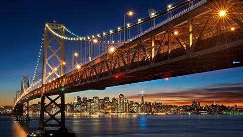 美国桥梁出现裂痕,日本让出400亿,中国一月时间搞定