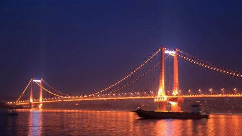 好吃好玩又好看的武汉,在江岸区点亮夜经济