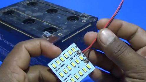 电池坏了加上柠檬就变好?修电池20年的师傅亲自操作,这是啥原理
