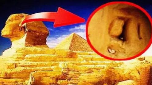狮身人面像耳朵后的机关,是真是假?据说按下能改变世界?
