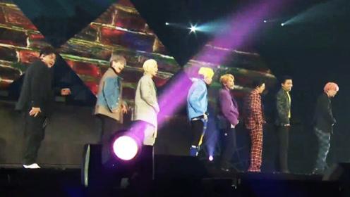 Super Junior《Super Clap》演唱会初舞台,上头神曲