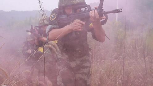 7天6夜!射击、泅渡、反恐处突 湖南武警锤炼钢铁意志做特战尖兵