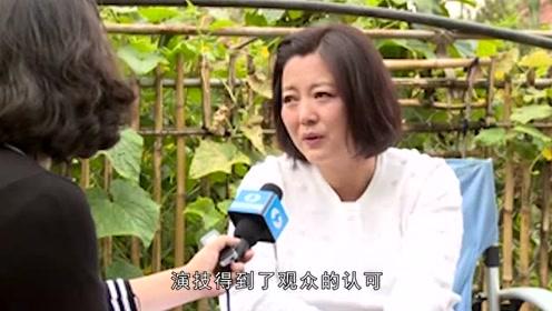 49岁王茜华近照,二婚老公一直不愿意公开,原来是我们熟悉的他