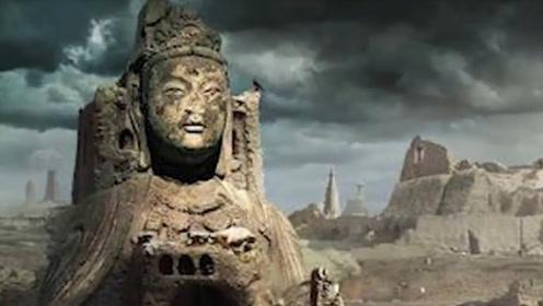 新疆挖出一块织锦,写着八个字,预言中国21年后会发生大事