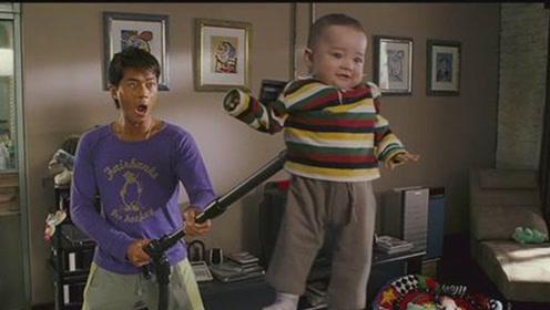 当年《宝贝计划》中的小婴儿,13年过去了,现状令网友直呼:帅到没朋友