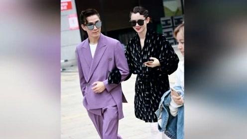 戚薇被称时尚界扛把子,跟谁同框从没怕过,没想到却被自己人超越