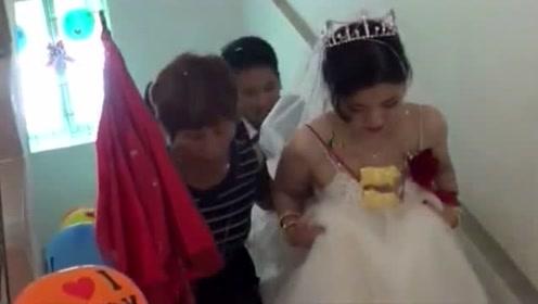 1米7的河北大三学生,因长得太漂亮,还没毕业就被一广东老板娶走