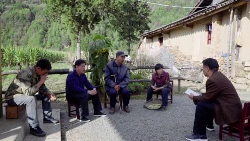 """60后扶贫干部与村民同吃同住,还成为村里有求必应的""""快递员"""""""