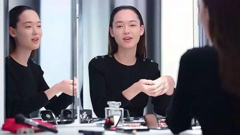 香奈儿女模特,竟然不化妆直接上场,网友:看完素颜无话可说!