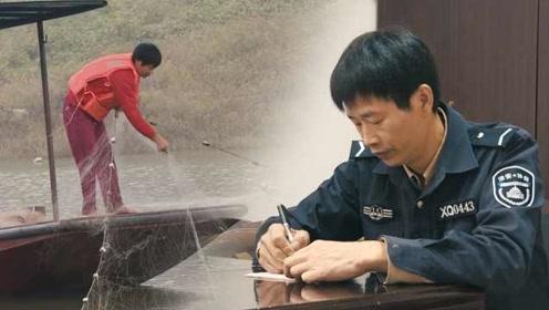 长江最后的渔民!长江十年禁捕,他告别相伴24年的渔船上岸