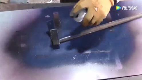 牛人自制的机械工具,太实用了,这也能想得出来,真是天才啊