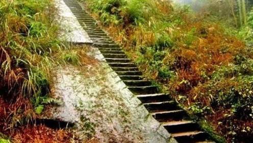 四川一石梯,行人走过竟发出钢琴一般的声音?专家揭秘石梯真相