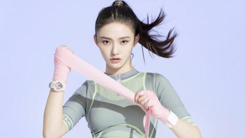 实力演绎Girls Power,林允担当BABY-G品牌形象大使!