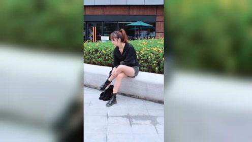你们觉得小姐姐认真换鞋的样子美吗?