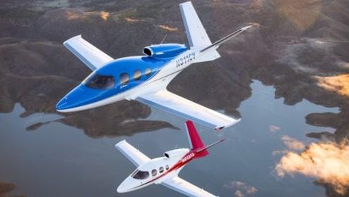 Cirrus Aviation商务喷气机紧急情况可自动降落 还带降落伞