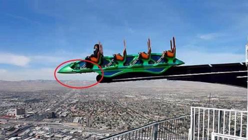 世界上最短的过山车,只有8米长,却没有人敢坐第二次