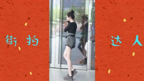 漂亮时尚的小姐姐,造型真精致啊,彰显出青春的魅力!