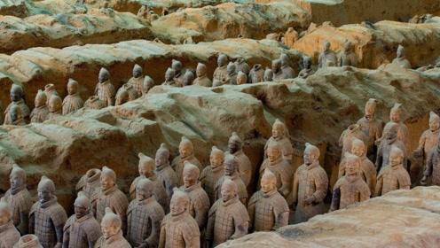 日本暴徒冲进兵马俑展厅,将兵马俑推到,中国之后的做法让人钦佩