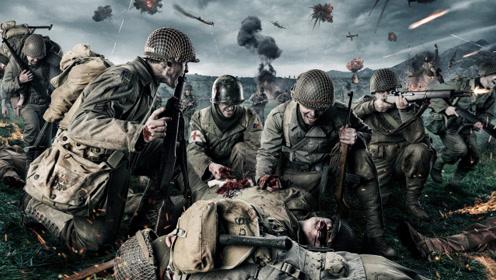 苏军阵亡60%还能再战,为何美军一个师17000人伤亡3千就残了?