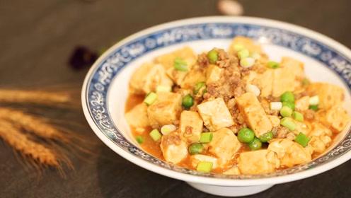 肉末炖豆腐:产后禁食过量鸡蛋,这样吃同样补充优质蛋白质