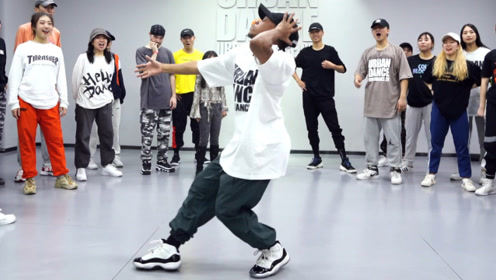 Swagg 编舞《Lullaby》Urban Dance Studio