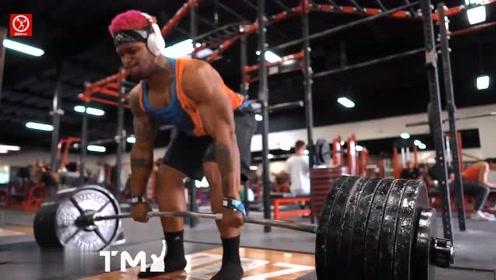 健身励志短片:你所能承受的,永远比想象中多