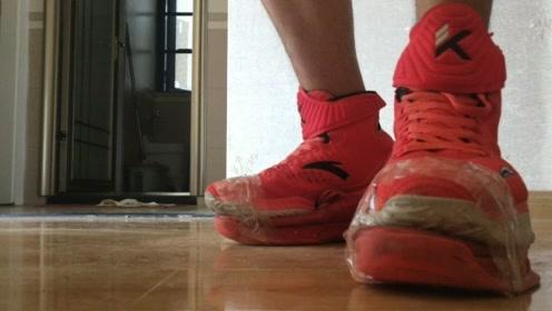 球鞋分享:教你如何让KT3拥有10倍的脚感,学到了吗?