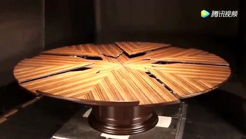 天才创意般设计,这样神奇的桌子,等我有钱了也要买一个