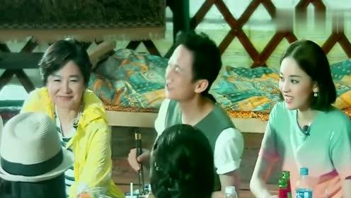 杨钰莹想嫁人,草原汉子俘获玉女心,暖男汪涵半夜守护女神上厕所