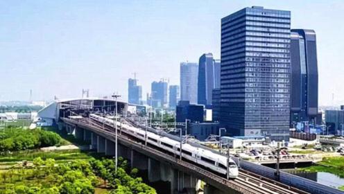 十分突出!江苏拥有4座高铁站的城市,经济实力不断攀升!